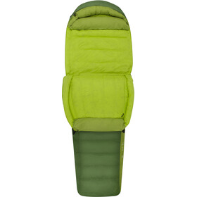 Sea to Summit Ascent AC III Sac de couchage Long, spruce/moss